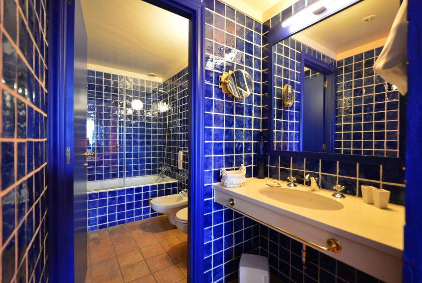 Hotel Venta Emporda Bano Azul