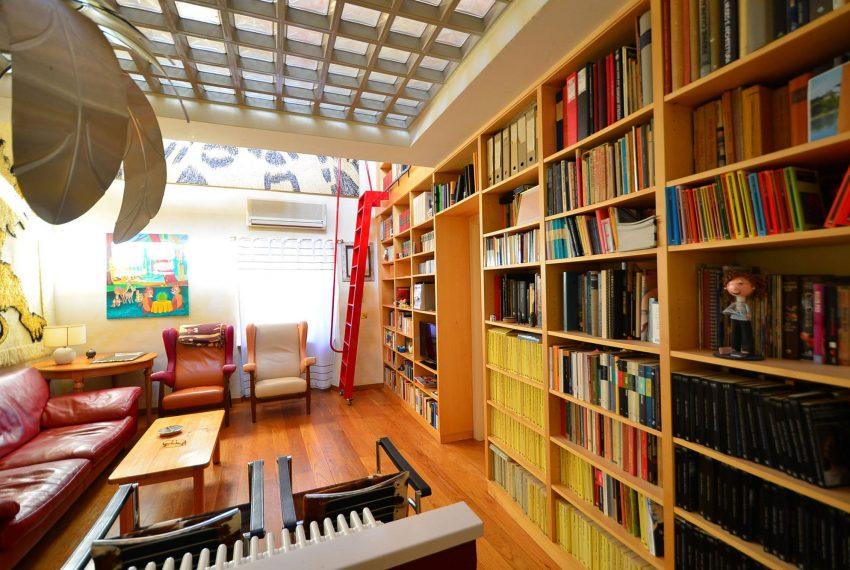 Hotel Venta Emporda Salon Biblioteca