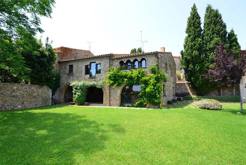 Casa Rústica en Enclave Exclusivo